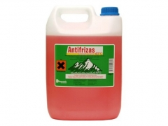 Antifreeze (coolant) red 5 kg Special-purpose cleaners