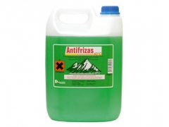 Antifreeze (coolant) green 5kg Special-purpose cleaners
