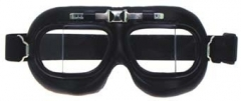 Aviatoriaus akiniai Aviator - Air force, juodi Antikvaras, reprodukcijos