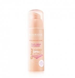 BOURJOIS Paris Foundation 10 Hour Sleep Effect Cosmetic 30ml Maskuojamosios priemonės veidui
