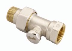 balancing valve RLV-S20 ties.