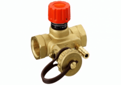 balancing valve USV-I 15 d15 PN16 Heating systems management