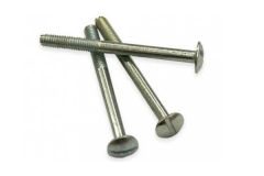 Baldiniai sraigtai F1-9 6 x 10 Zn Screws upholstery, galvanized (increase. pusapv. head)