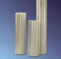 Wavy polyester H-2000 mm, transparent