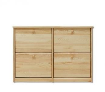 Batų dėžė SB119 Wooden shoe boxes
