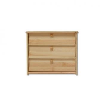 Batų dėžė SB123 Wooden shoe boxes
