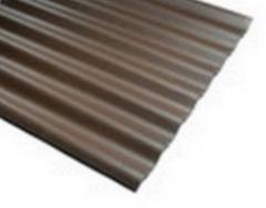 Beasbestinio šiferio lakštas 1130x1250 Eternit Klasika rudas