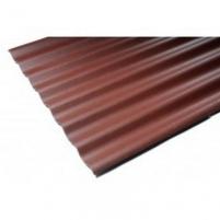 Non-asbestos slate sheets 1750x1130 Klasika L cherry
