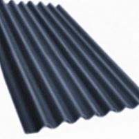 Beasbestinio šiferio lakštas 2500x1130 Eternit Agro XL juodas