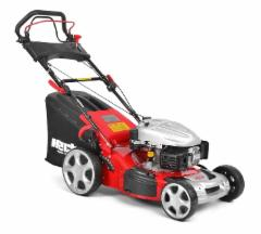 Gas mower HECHT 548 SW 5 IN 1 Trimmer, lawnmowers