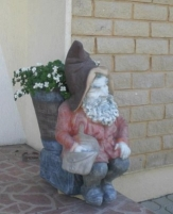 Concrete element Gnome Decorative concrete products