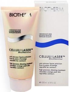 Biotherm Celluli Laser Biofibrine Cosmetic 200ml Stangrinamosios kūno priežiūros priemonės