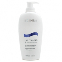 Biotherm Lait Corporel Anti Drying Body Milk Cosmetic 400ml Body creams, lotions