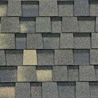 Bitumen roof shingles JAZZ indigo Bitumen roof shingles (tiles)