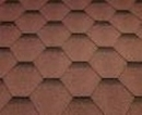 Bitumen roof shingles Super KATRILI grey stone