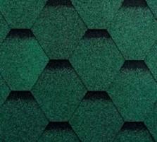 Bituminės čerpės SONATA KADRILIS, žalia