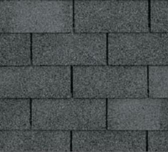 Bitumen roof shingles TRIO SUPER, grey Bitumen roof shingles (tiles)