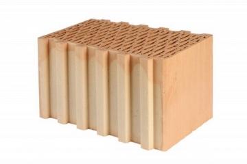 Blokas keraminis Keraterm 44 245x440x238 Keraminiai blokeliai