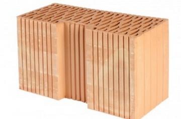 Blokas keraminis Keraterm 44 s 190x440x238