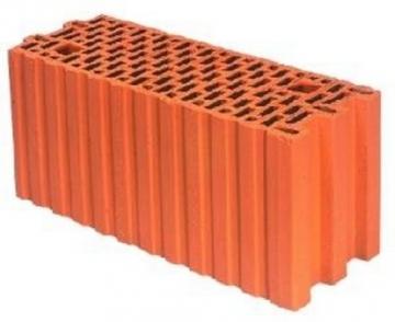 Blokas keraminis Porotherm 18,8 P + W, 15 Keraminiai blokeliai