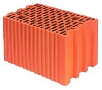 Blokas keraminis Porotherm 25 P + W, 15 Keraminiai blokeliai
