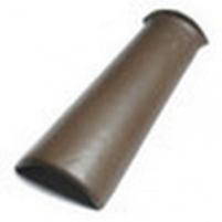 Briaunos gaubtas, P75, pilkas (nedažytas)