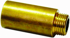 Bronzinis pailginimas VIEGA, d 1/2'', 10 mm Bronzas apsudraboti pārejas