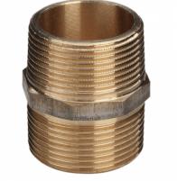 Bronzinis sujungimas VIEGA, d 3/4'', išorė-išorė