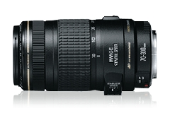 CANON EF 70-300 4-5.6L IS USM