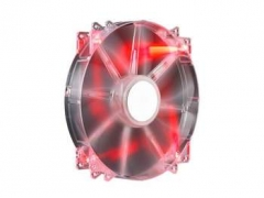 CM MEGAFLOW 200 RED LED SILENT FAN