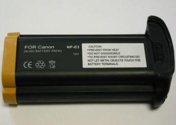 Canon, baterija NP-E3 Camera chargers/baterijas