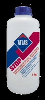 ATLAS SZOP - concentrated cement-and-Lime residues remover 1kg Grout stain removers
