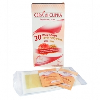 Cera di Cupra Wax Strips Body Cosmetic 20ks Восковая эпиляция