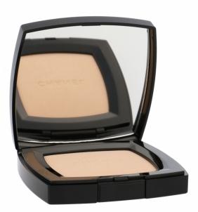 Chanel Poudre Universelle Compacte No.30 Natural Cosmetic 15g (Color 30 Natural) Pulveris pa seju