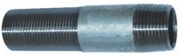 Cinkuoto plieno ilgasriegis, d 1''1/4 Steel ilgasriegiai