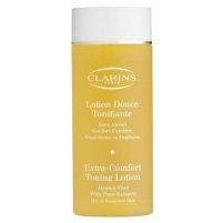 Clarins Extra Comfort Toning Lotion Cosmetic 200ml