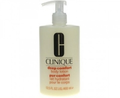 Clinique Deep Comfort Body Lotion Cosmetic 400ml