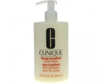 Clinique Deep Comfort Body Lotion Cosmetic 400ml Kūno kremai, losjonai