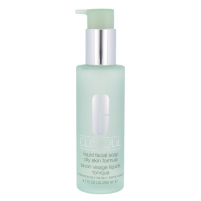 Clinique Liquid Facial Soap Oily Cosmetic 200ml Muilas