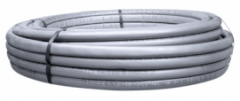 Daugiasluoksnis vamzdis PEX/AL/PEX APE su apšiltinimu, d 18-2 Apkures caurules un veidgabali, presuojamos
