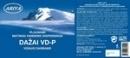 Dažai VD-P 1ltr.kib. Emulsiniai dažai