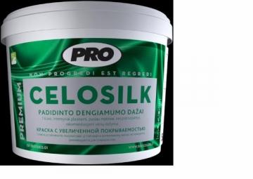 Paint, dispersiniai 'CELOsilk' 3l