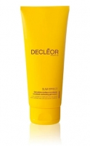Decleor Slim Effect Body Gel Cream Cosmetic 200ml Stangrinamosios kūno priežiūros priemonės