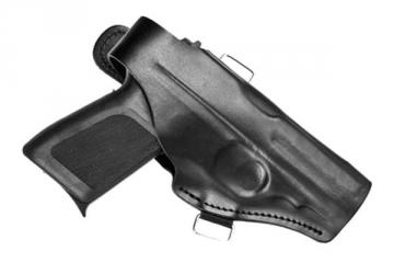Dėklas MAKAROV, oda Drošības depozītu kastes, makstis, ieroči