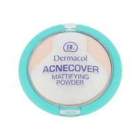 Dermacol Acnecover Mattifying Powder Porcelain Cosmetic 11g
