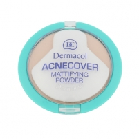 Dermacol Acnecover Mattifying Powder Sand Cosmetic 11g