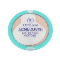 Dermacol Acnecover Mattifying Powder Shell Cosmetic 11g Pudra veidui