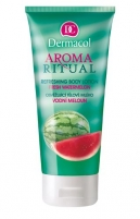 Dermacol Aroma Ritual Energizing Body Lotion Fresh Watermel Cosmetic 200ml Kūno kremai, losjonai