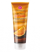 Dermacol Aroma Ritual Shower Gel Belgian Chocolate Cosmetic 250ml Dušo želė