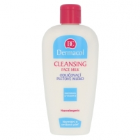 Dermacol Cleansing Face Milk Cosmetic 200ml Facial cleansing
